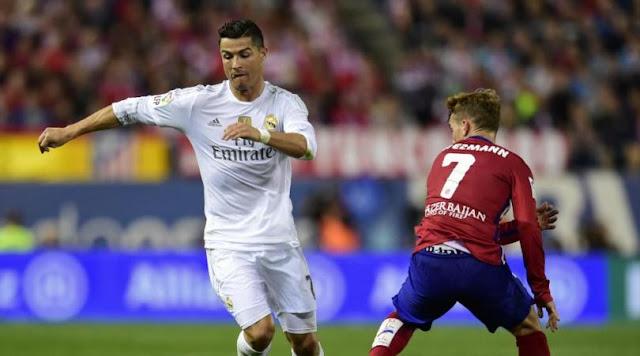 Cristiano Ronaldo in El Madrirleno