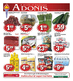 Marche Adonis weekly Flyer December 7 - 13, 2017