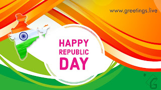 Best Picture Wishes 69th republic day of India.