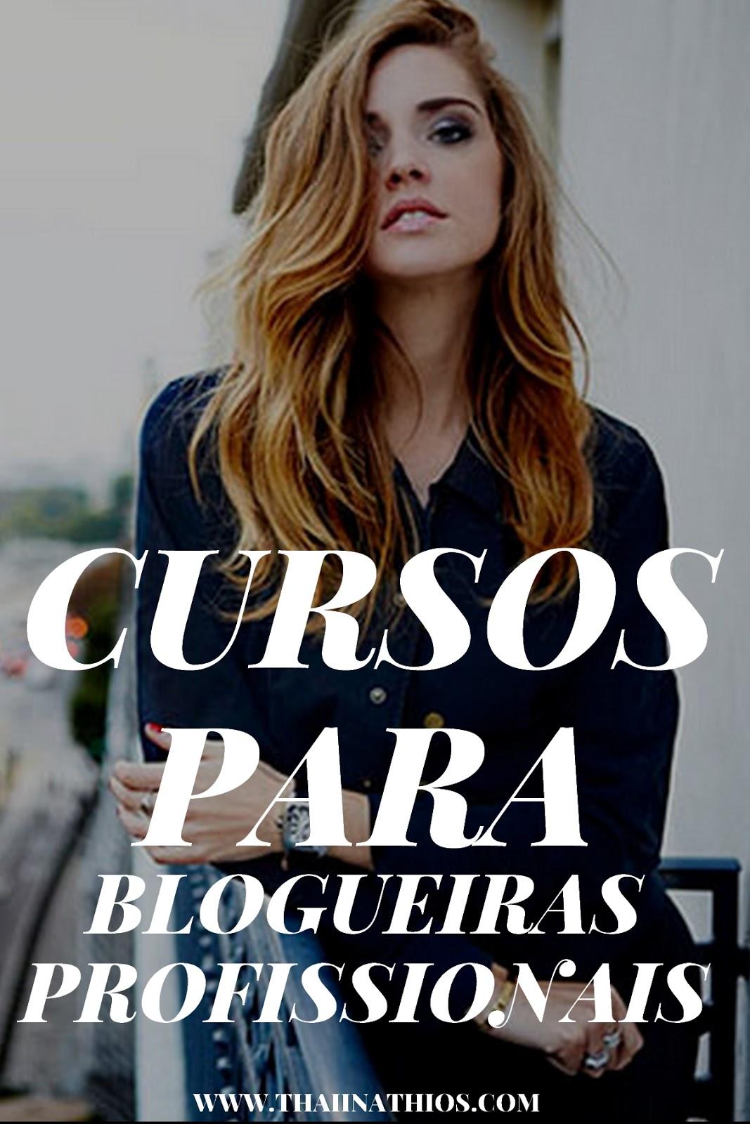 Cursos para Blogueiras Profissionais