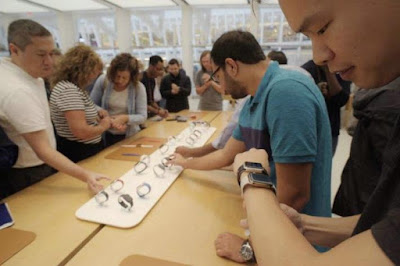 Análisis de enfermedades cardiacas detectadas por Apple Watch