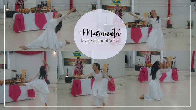 Maranata - Ministério Avivah (Dança Espontânea)