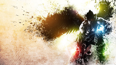 Devil Jin Awesome Wallpaper Tekken Game All Players Secret Moves