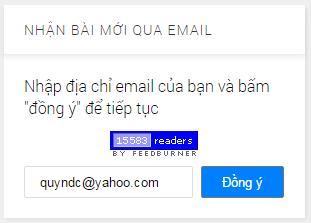 cach dang ki de nhan bai viet qua email