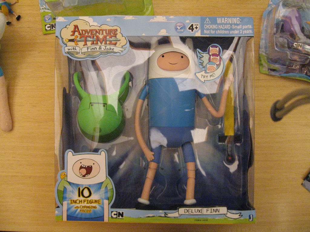 Sandal Sisean Official Adventure Time Toys