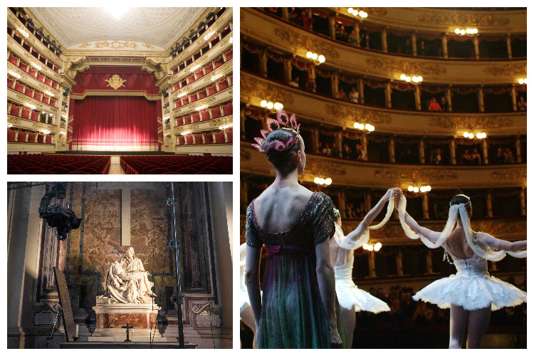 Italian Art at Stephen Joseph Theatre