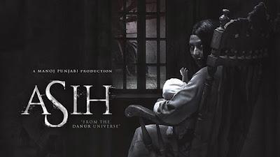 Poster film Asih (2018)