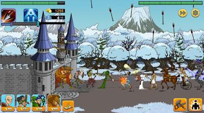 تحميل مباشر - لعبة Age of War 2 مهكرة للاندرويد [Mod]