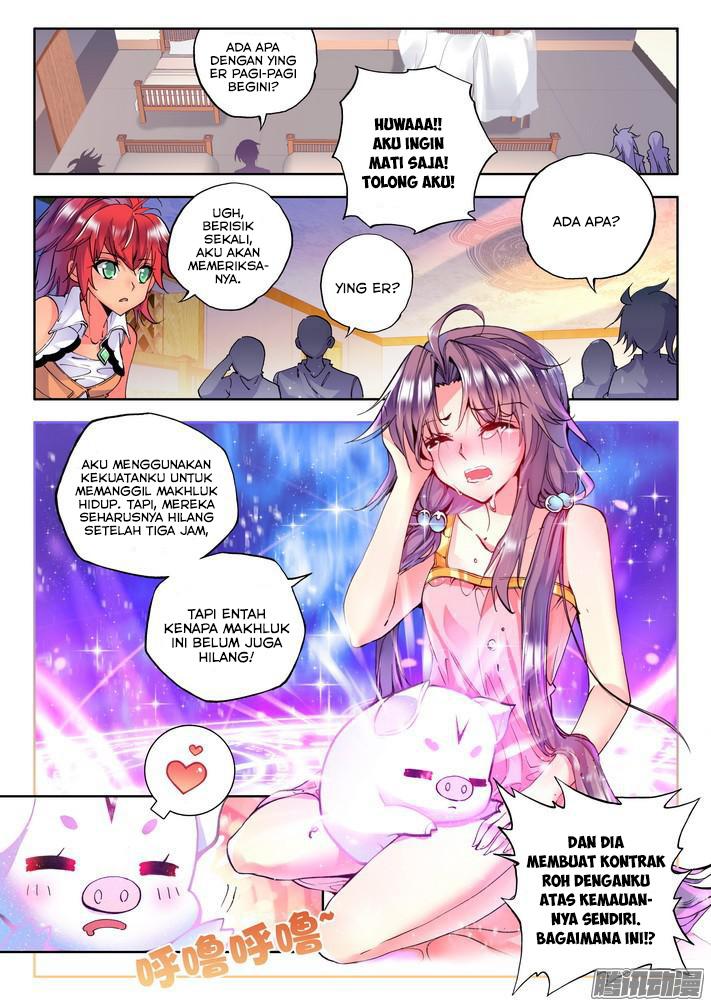 Baca Komik Manga Shen Yin Wang Zuo Chapter 98 Komik Station