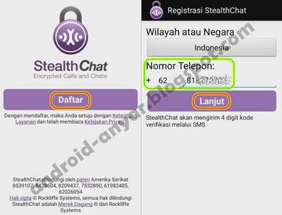 Cara Daftar dan Registrasi StealthChat Terbaru Lengkap