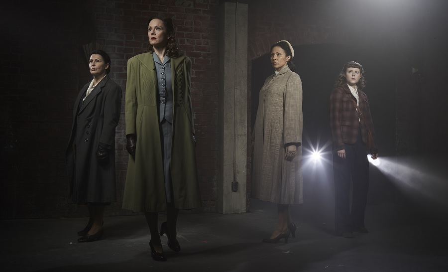 The Bletchley Circle: San Francisco ITV