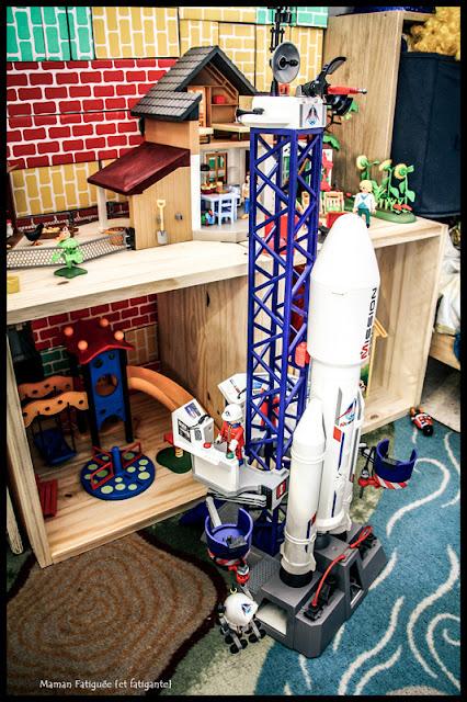fusée playmobil