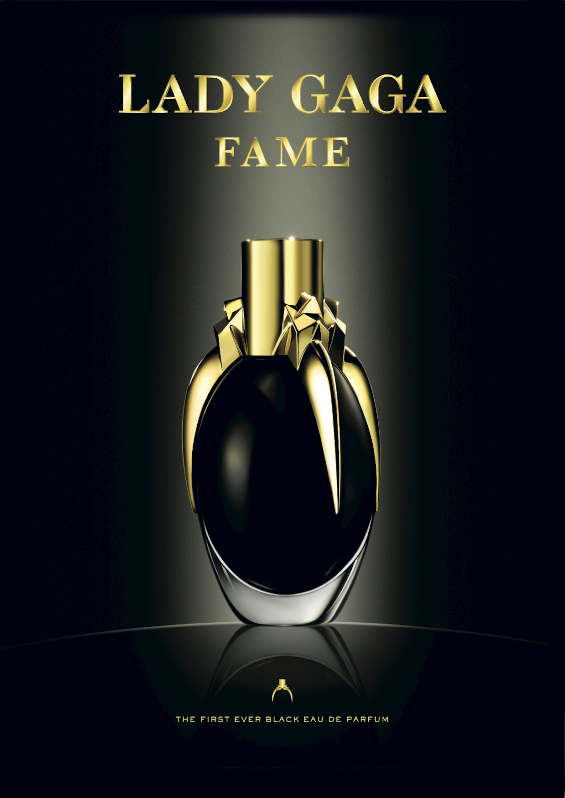 New Images of Fame, Lady Gaga Perfume