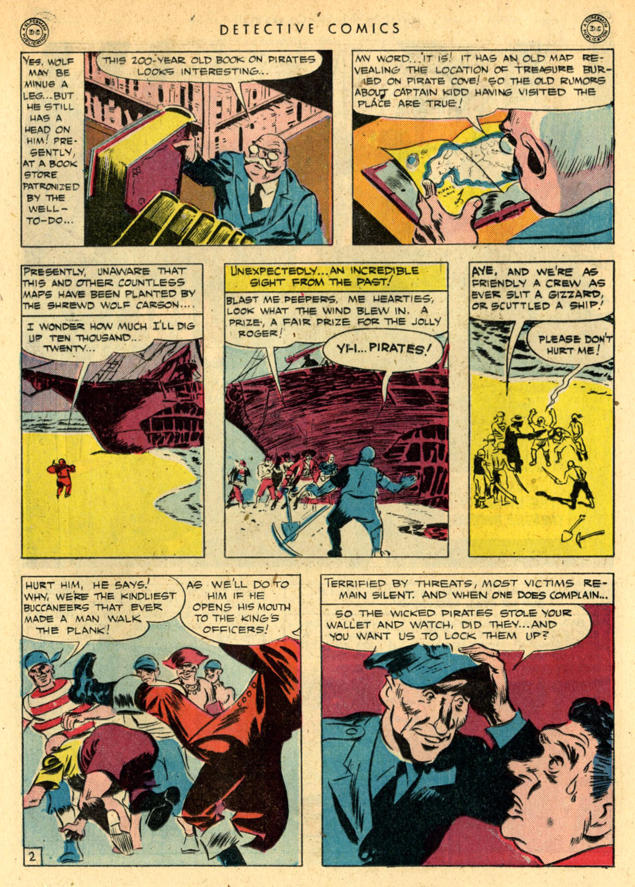 Read online Detective Comics (1937) comic -  Issue #111 - 18
