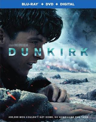 Dunkirk 2017 Eng 720p BRRip 500Mb ESub HEVC x265