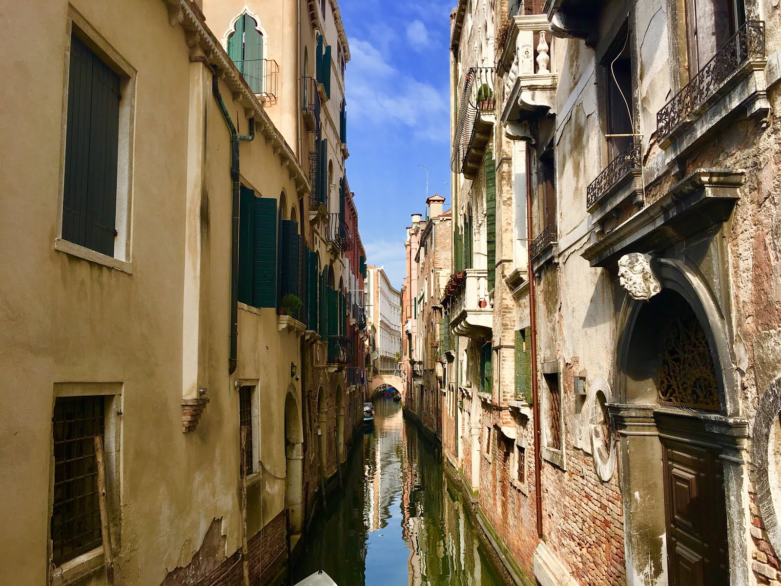A Venice Waterway
