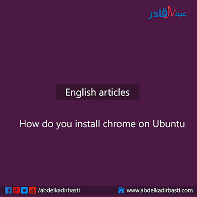 How do you install chrome on Ubuntu