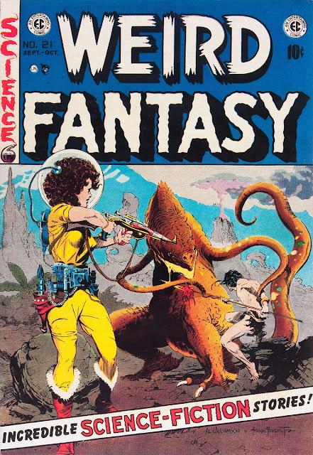 weird fantasy hivemind