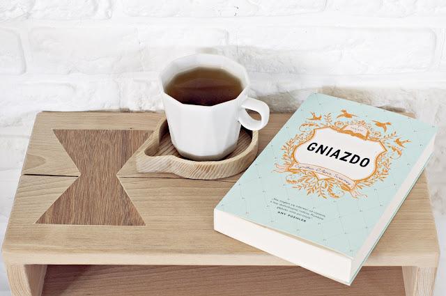 Inspiracje miesiąca na any-blog.pl. Co mnie inspiruje i motywuje,książka Gniazdo od wydawnictwa Znak