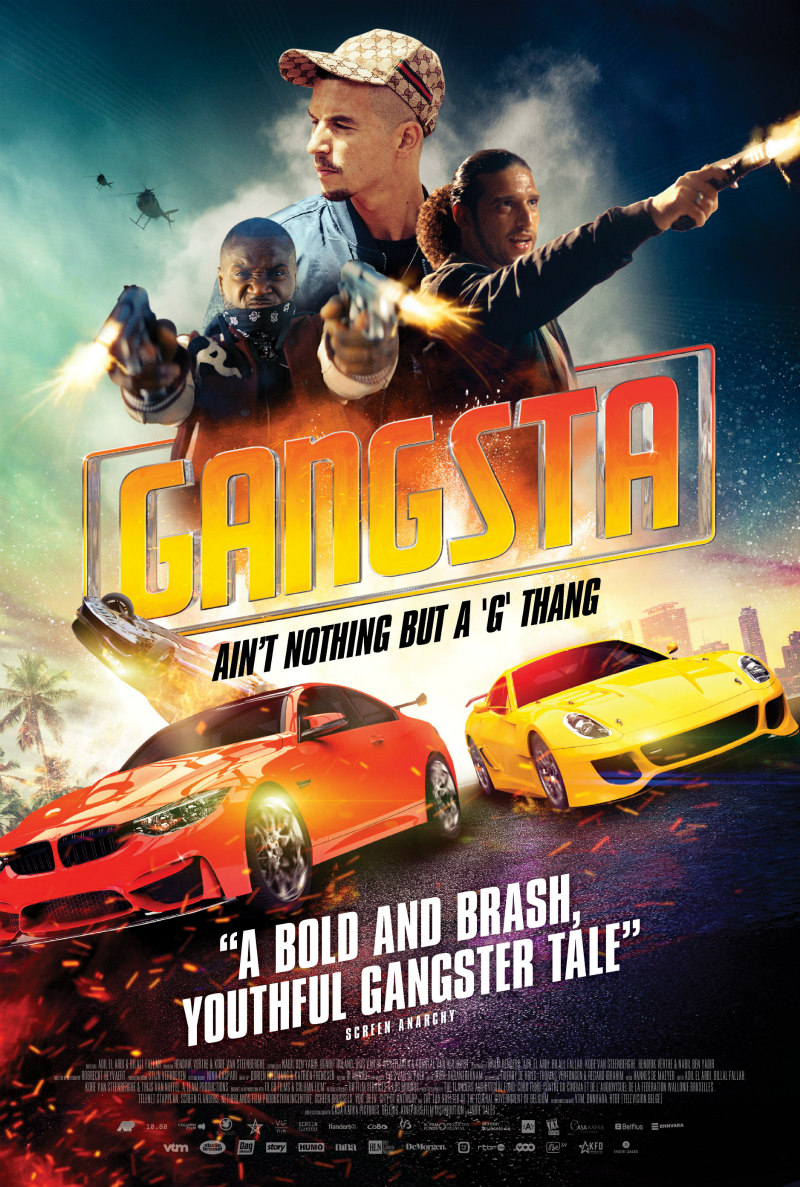 gangsta film poster