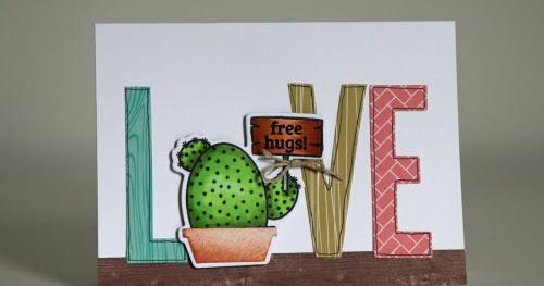 Hampton Art Blog Love Card By Jaclyn Rench