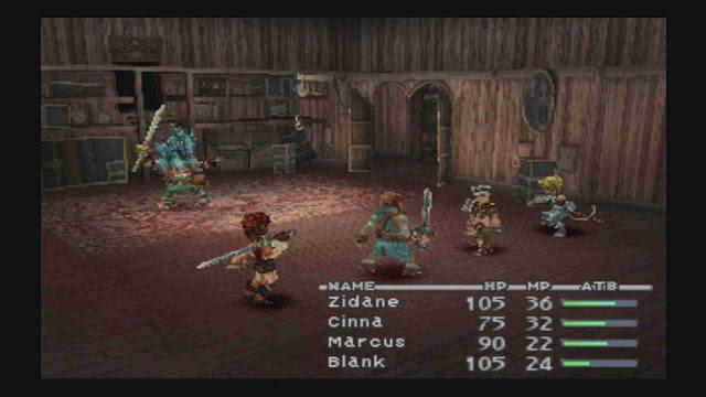 Iso Final Fantasy 9