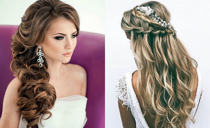 4 Gorgeous Hairstyles for Long Hair