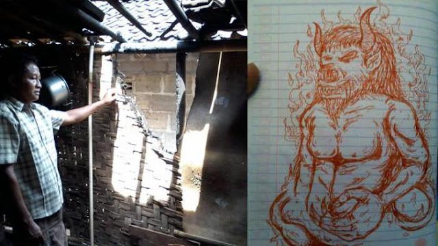 Warga Gunungkidul Kembali Dihebohkan Api Misterius, Inilah Persamaan dengan Peristiwa Tahun Lalu