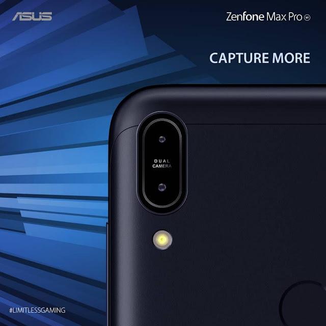 ASUS Zenfone Max Pro M1 Hadir dengan Snapdragon 636