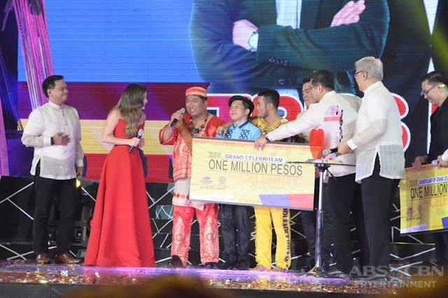 TRES KANTOS is 'We Love OPM' grand champion!