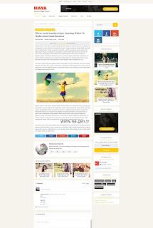 Maya İçerik Sayfası