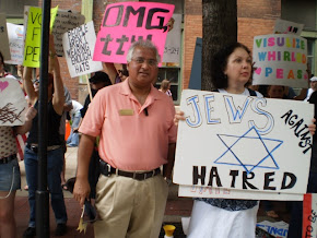 Standing for Jews, Gays & Lesbians