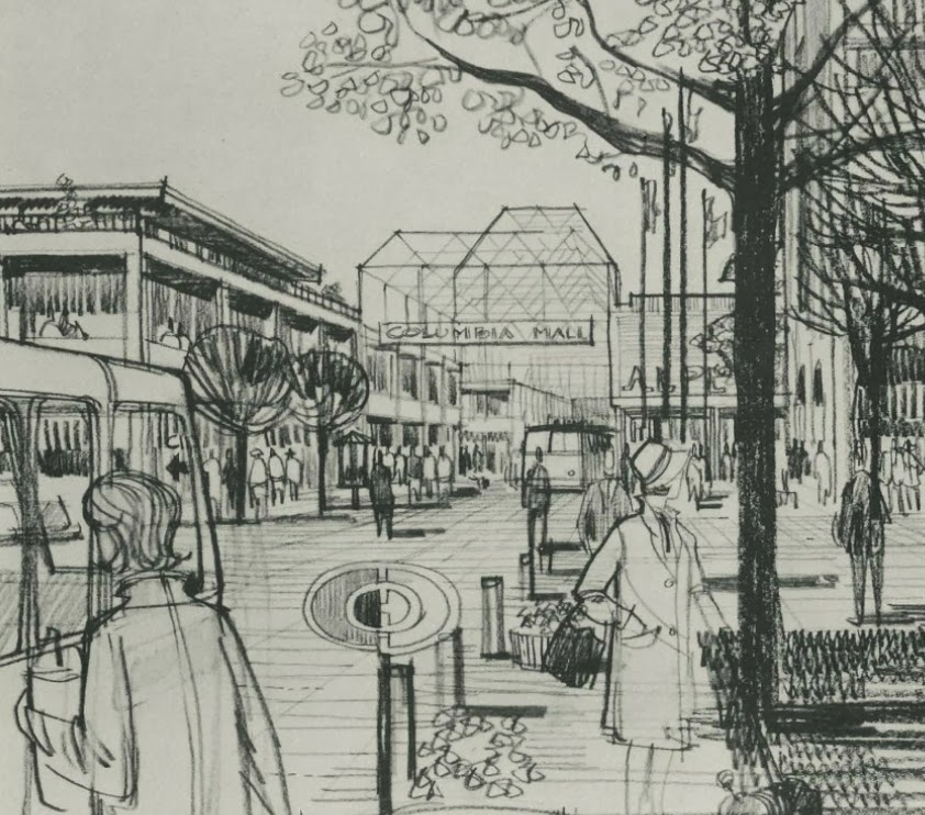 Town Center Columbia Md: Community Architect: What The New Town Of Columbia Can