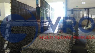 Jual Kawat Bronjong PVC Jakarta Termurah