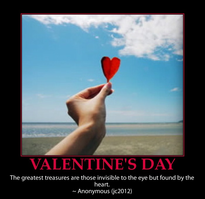 Very Funny Valentine Quotes: Big. Beautiful. You.: February 2012