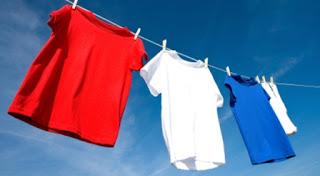 Cara Cepat Memutihkan Baju Menggunakan Bahan Alami Buatan Sendiri