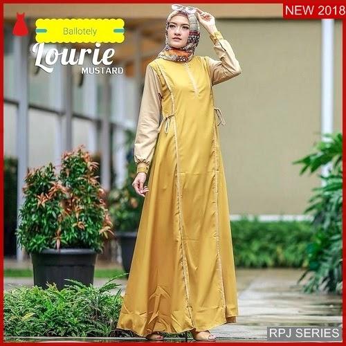 RPJ016D180 Model Dress Lourie Cantik Dress Wanita