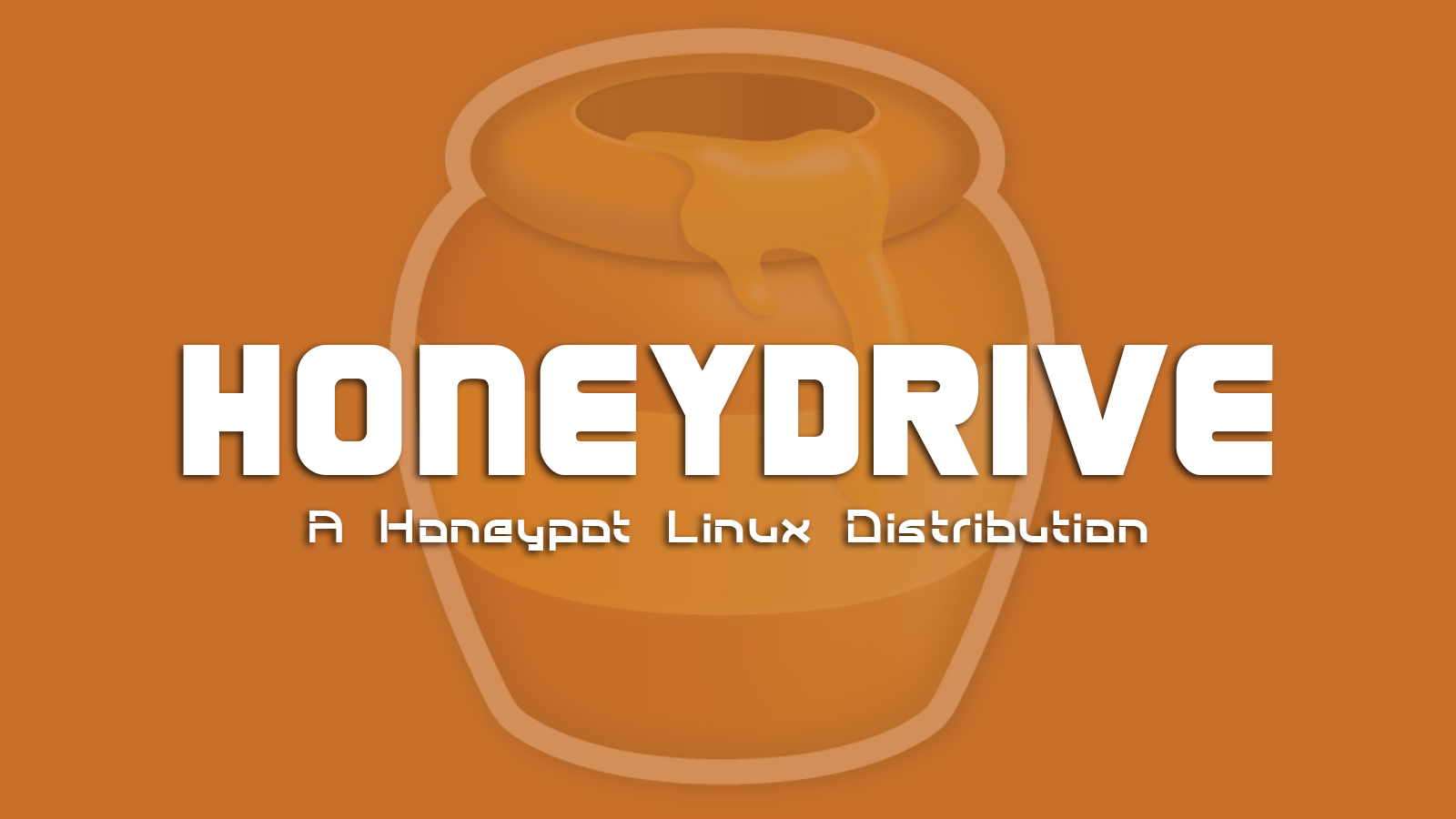 HoneyDrive Premier Honeypot Linux Distro