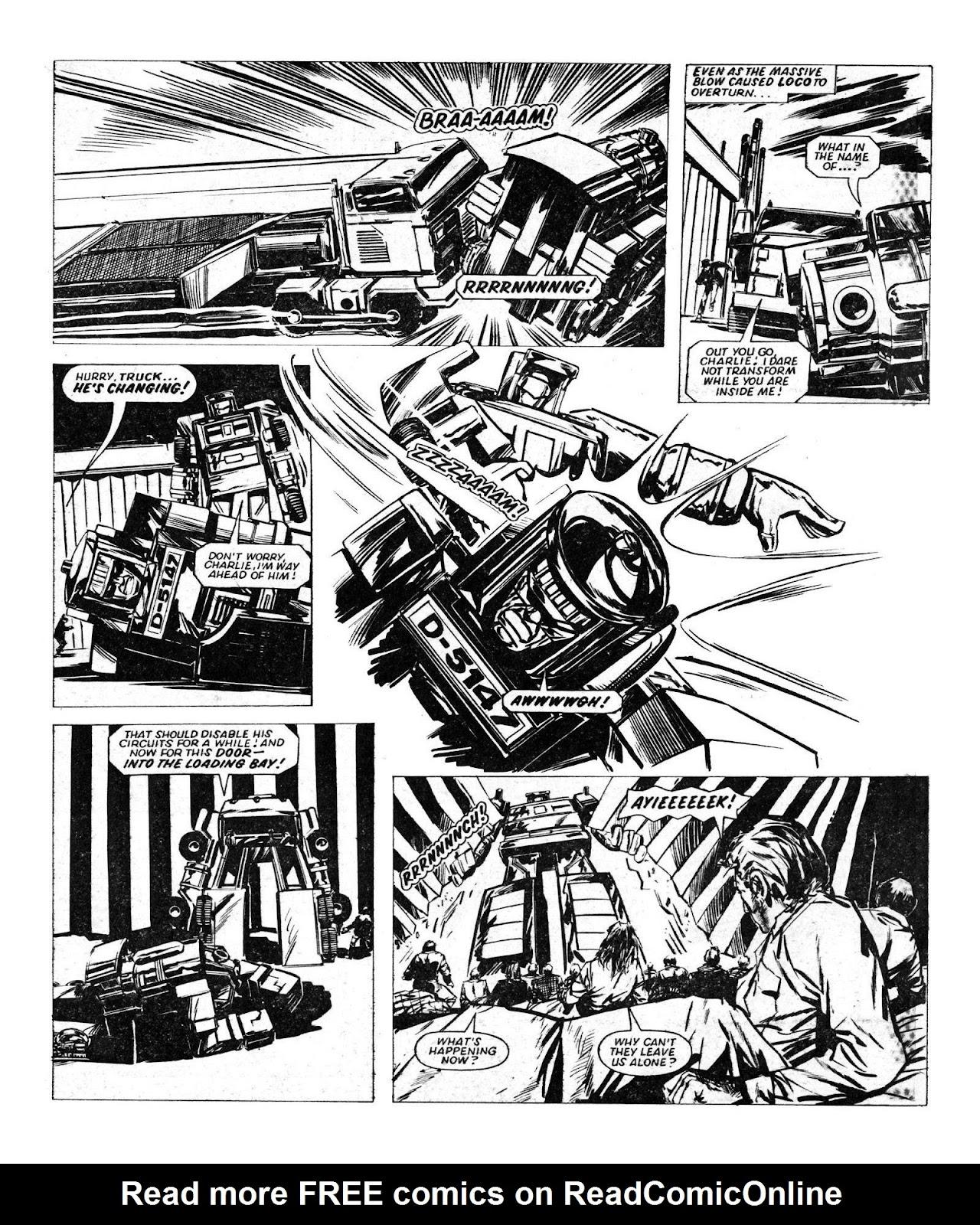 Read online Robo Machines comic -  Issue # TPB - 61
