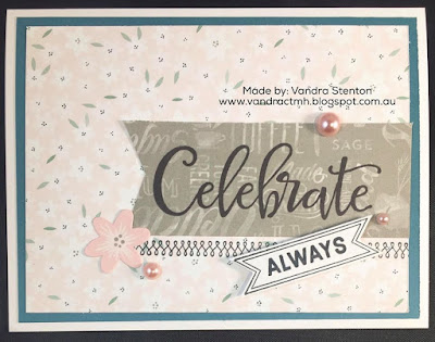 Stamp of the Month, Gimme Some Sugar, #CTMHGimmeSomeSugar, Celebrate, flowers, hearts, cork, gingham, hearts, pearls, kindness, Kind, Thankful, PML, Host Rewards, complements, floral, celebration, Birthday, Wedding, Vandra, CTMHVandra,