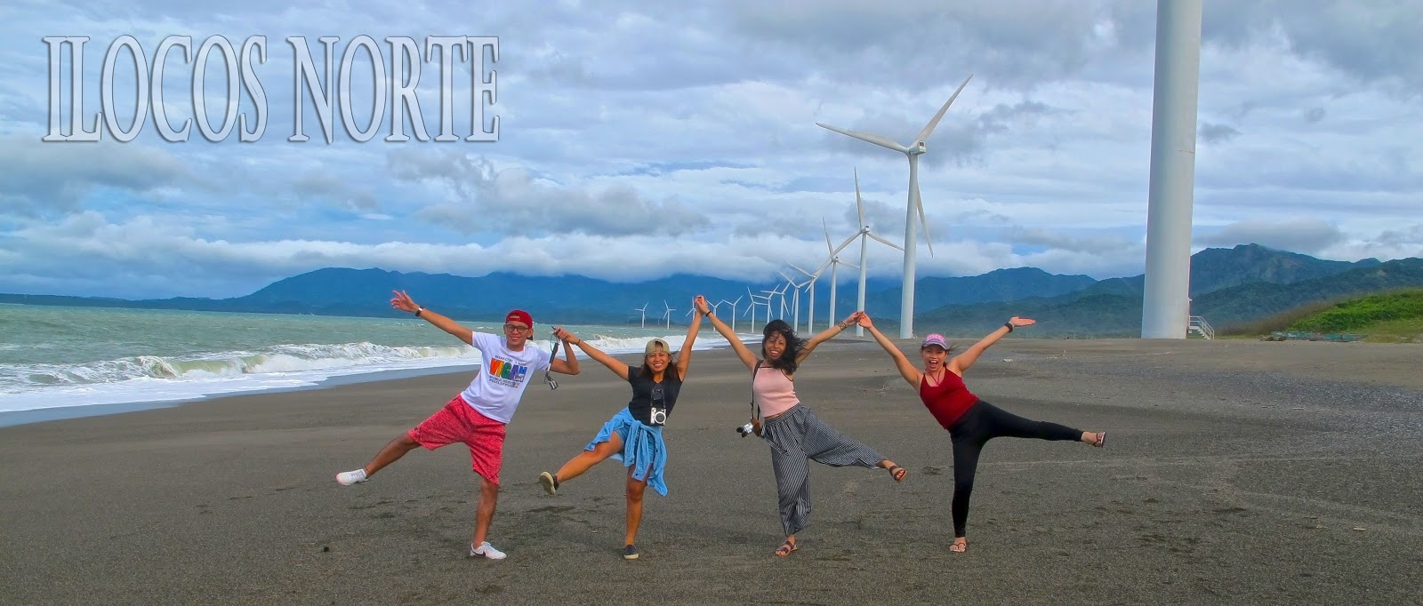 This was taken in Ilocos Norte