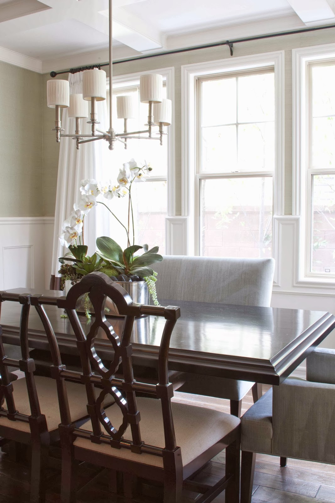 Bdg Style Idaho Project Kitchen: BDG Style: Dining Room: Ladera Ranch Project