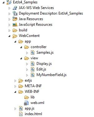 Programmers Sample Guide: ExtJs 4 set Decimal precision