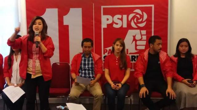 Rajin Bela Jokowi, PSI Disebut Oportunis