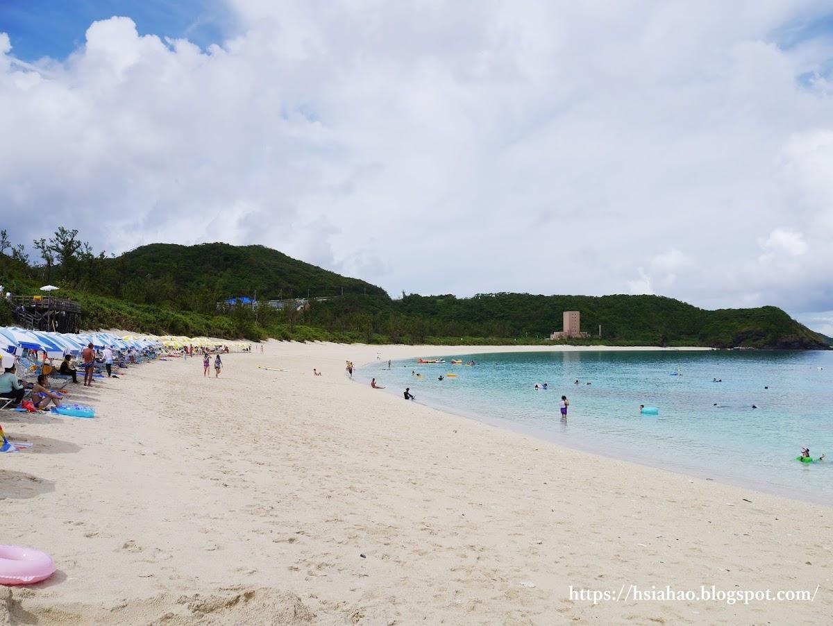 沖繩-古座間味海灘-beach-古座間味ビーチ-慶良間群島-座間味島-景點-慶良間諸島-推薦-自由行-旅遊-Okinawa-kerama-islands-zamami