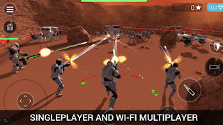 Download CyberSphere: Sci-Fi Mod Apk For Android