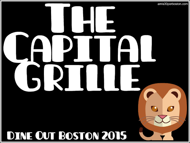 Dine Out Boston 2015: The Capital Grille Burlington