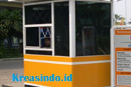 Jasa Pos Parkir Besi di Bekasi siap melayani Pesanan Anda