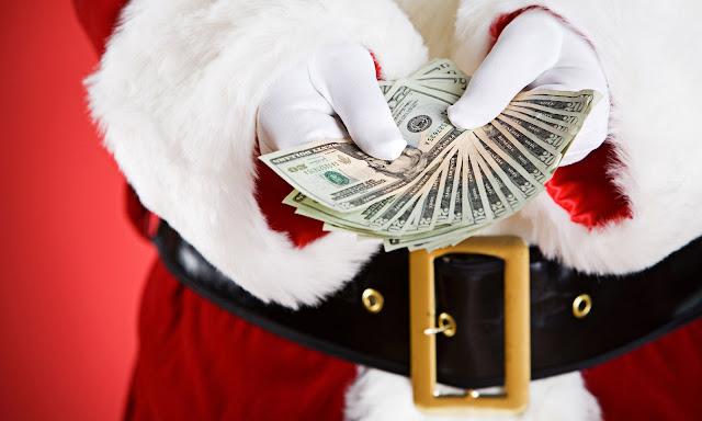 Como atraer dinero y abundancia en Navidad, atraer abudnancia, atraer riqueza, navidad