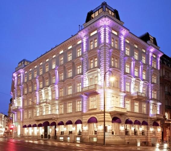 Hotel Sans Souci Wien - Foto: Gregor Titze